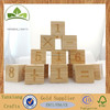 Wooden teaching blocks , wooden educational blocks