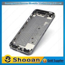 cherry mobile phone parts for iphone5 back cover housing replacement