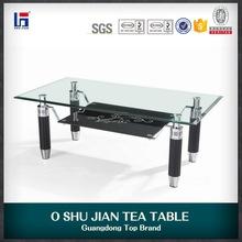 Oshujian glossy center table SJ122