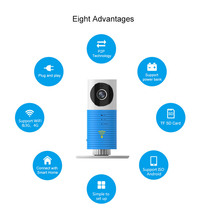 2015 hot products HD IP 1080p Dome Camera Style and CMOS Sensor web conference camera