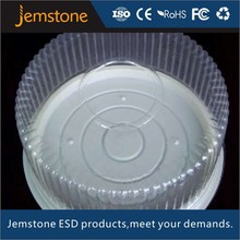8 inch round PP plastic cake pack