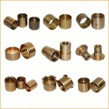 Oil-retaining copper bushing,copper reducing bushing with good wearability