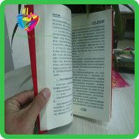 Yiwu China cheap hard cover book slip cover
