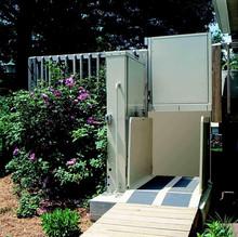 aluminum hydraulic personal lifts