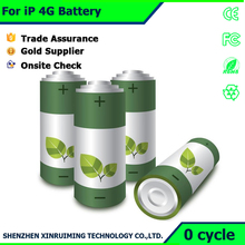 2015 Brand new Digital batteries for iphone 4 moblie phone builtin battery Wholesale price