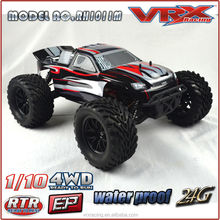 RC 1/10 Scale four wheel off road Nitro Petrol RC Car Made in China