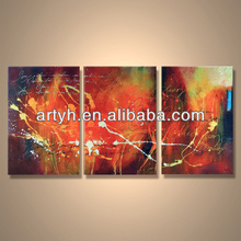 Popular handmade home decor fashionable painting products