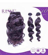 Guarantee 2 Years Loose Wave Mink Virgin Brazilian Hair 3 Bundles Weave For Weaving