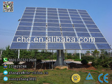 solar system 500kw / solar power 500KW warranty 5 years