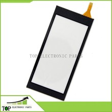 LQ040T7UB01 touch screen digitizer touch panel for Garmin Montana 650 600 handheld navigator GPS receiver