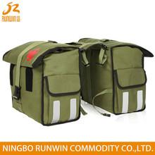 2015 New Eco-Friendly Polyester Travel Bike Bag, Bicycle pannier bag