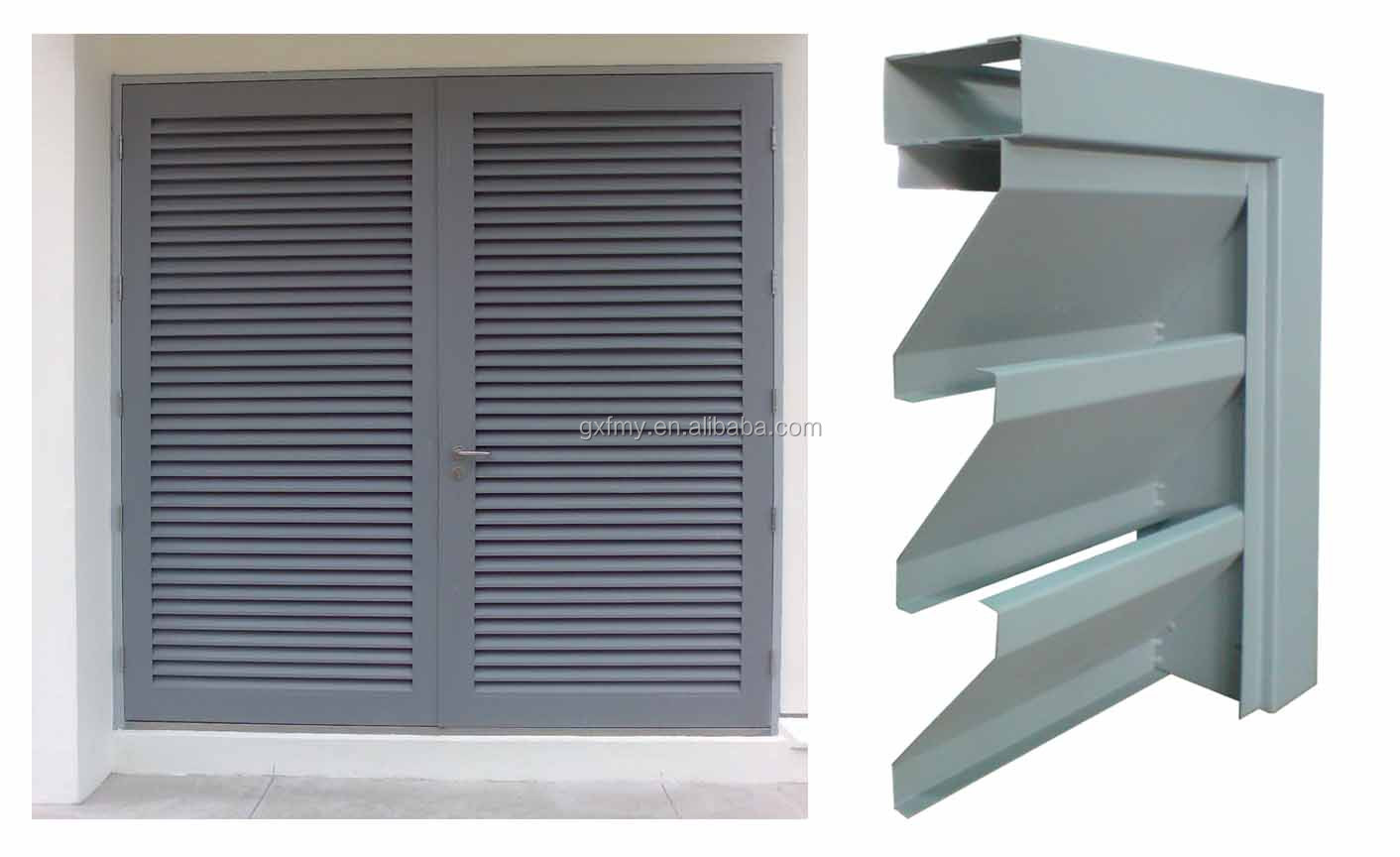Vente Chaude Ext 233 Rieur En Aluminium Volet Roulant Fen 234 Tre