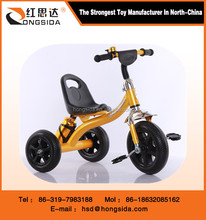 cheap children's ride on metal pedal tricycle