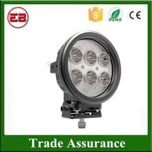 CE,ROHS Best Driving Lights Best Work Lights 6pcs*10w 60W 6 Led Driving Lights 6000K 10-30V High Power Led Driving Lamps