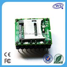 WTV020-SD Recordable Audio Module