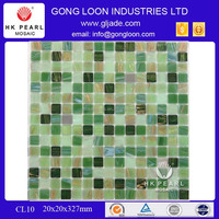 2015 Galaxy series color mix Glass Mosaic Tile