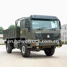 ZZ2167M4627A Sinotruk HOWO 4x4 AWD Cargo Truck 10ton