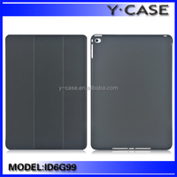 Ultra thin Smart Cover Front with Hard Rubberized Back Case for Apple ipad Air 2 / ipad 6