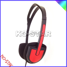 China wholesale new product mobile phone accessory slim lightweight cool headphones for girls and kids
