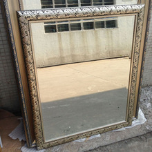 30x36inch China supplier custom antique dressing table with mirrors