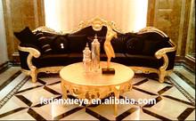danxueya- furniture living room american/ American wholesale import furniture/American classic chesterfield sofa leather sofa