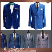 2015 top quality suit manufactory hand made custom tailored suit for men