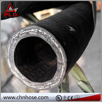 Certificate rubber italy high pressure hydraulic hose selang hidrolik