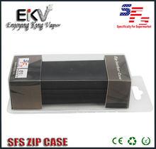 SFS zip case packs electronic cigarette ego t case