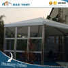 Manufacturer supply 10m square military tent made in China