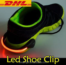 LED SHOE SAFETY CLIP LIGHT fit for outdoor sports running riding CYCLING light in the night