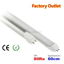 UL cUL DLC Compatible Led tube lights T8 3FT 90cm G13 12W isolated led lighting warehouse