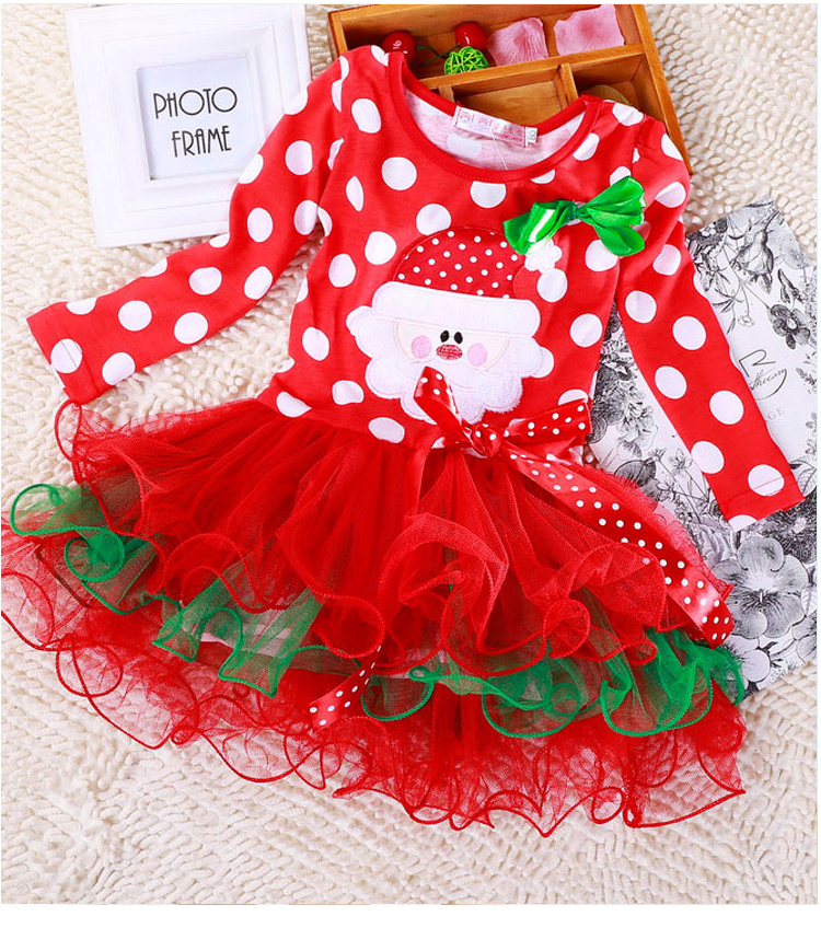 Christmas dress girls christmas dress dresses for girls of 7 years old