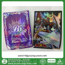 PVC KONAMI game card game play mat card sleeve