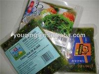 2kg Frozen Seasoned Seaweed(seasoned wakame)