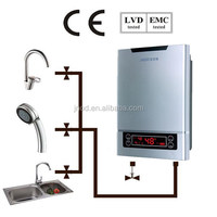 Instant Water Heater Electric Using in shower cabin