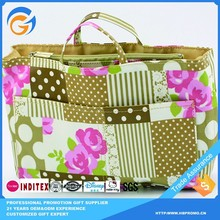 600 Denier Polyester and Canvas Printed Tote Bag Wholesale