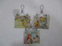 Easter decoration hanging, Fashion hanging on the wall plaque