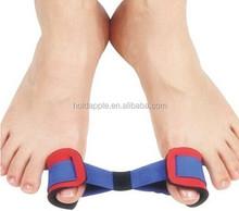 Toe Separator Stretchers Bunion Splint Straightener Corrector Insole Foot Hallux Valgus Cure Feet Care HA00533