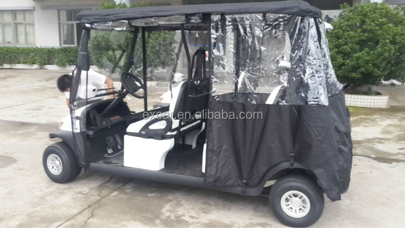 Golf Cart Rain Curtain Melex Rain Curtains