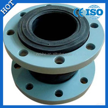 Flexible rubber expansion joints flanges/rubber joints stainless steel flanges