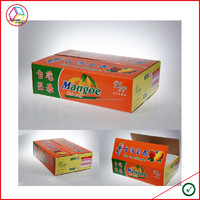 High Quality Cardboard Box For Fruit And Vegetable
