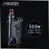 S-body Squonker S-CA3 Big Battery Mod E-cigarette