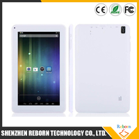 OEM quad core dual camera wifi 9inch tablet pc with HDMI input