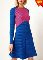 fashion dress pictures 2012 for women D-1216
