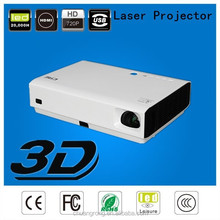 Latest NEW products LED+Laser proyector home theater cinema,education,party entertainment,outdoor travel 2D to 3D Mini Projector