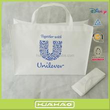 fashion non woven tote shopping bag foldable