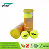 Colored ITF approved cans package custom printed tennis ball