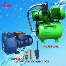 Self-priming Jet water pump