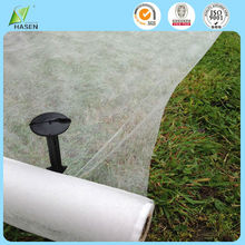PP Agriculture Weed Control Fabric Mat Ground Cover