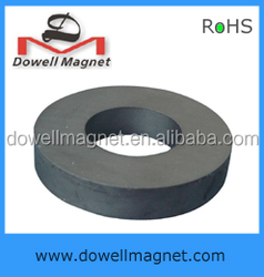 strong big ferrite rotor magnet